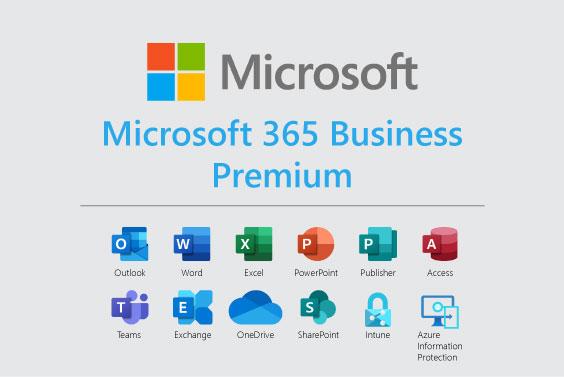 Microsoft 365 Business Premium