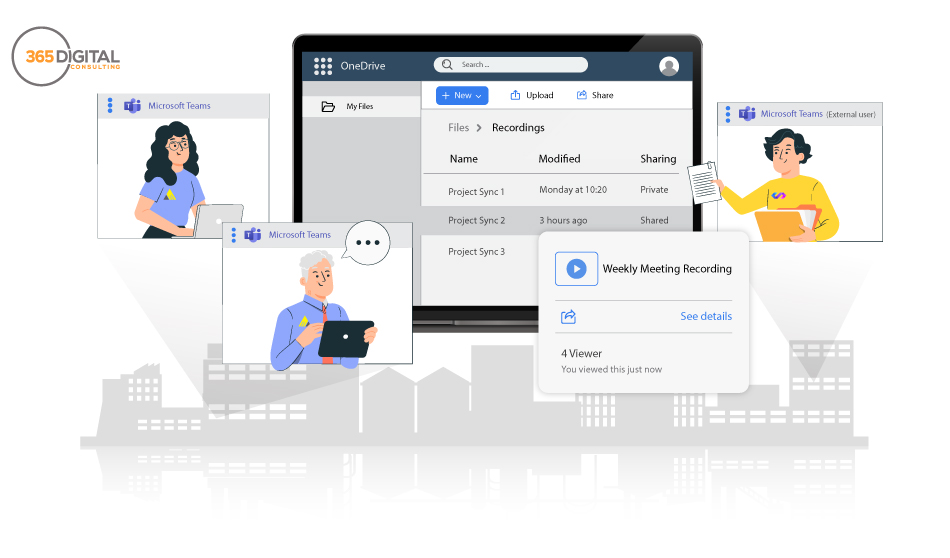 New Solution for Microsoft Teams Meeting Recordings