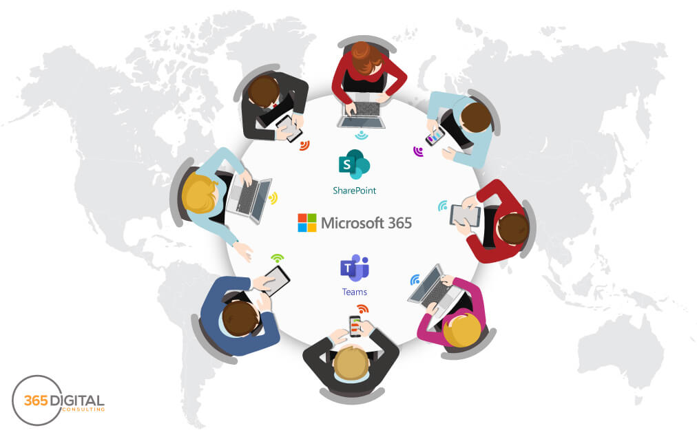 How Microsoft Office 365 Helps Remote Workers