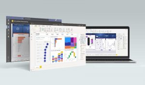Microsoft 365 Power BI dashboards
