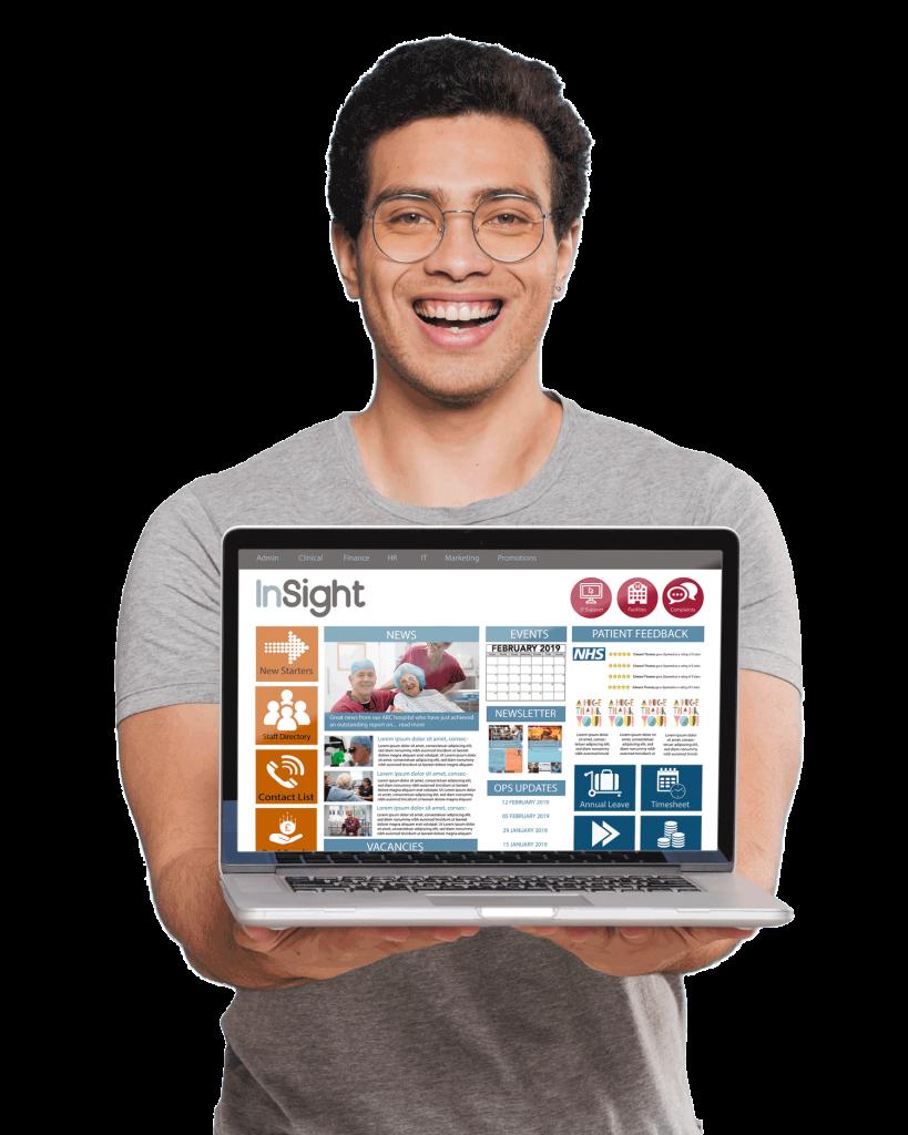 SharePoint intranet customer success case study